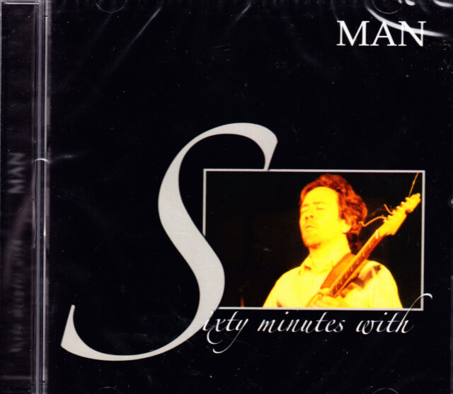 MAN sixty minutes with CD NEU OVP/Sealed
