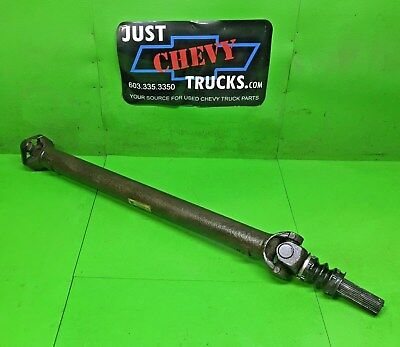 Used Chevrolet Silverado 3500 Universal Joints and