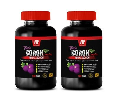 brain and memory support - BORON COMPLEX - boron supplement best seller