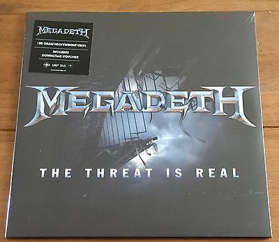 Megadeth - The Threat Is Real 12