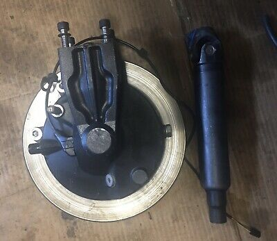 BMW K75,K100 Final Drive And Drive Shaft Excellent Condition.