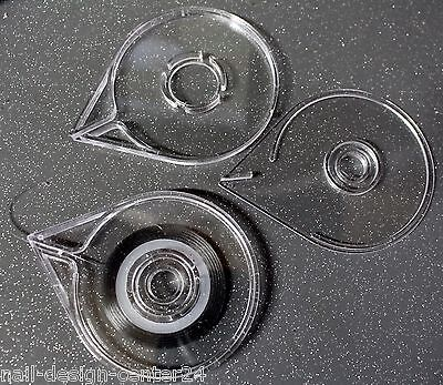 Acryl Nail Art (Tape Abroller , Zubehör für Nailart Zierstreifen Rolle Striproller / aus Acryl)