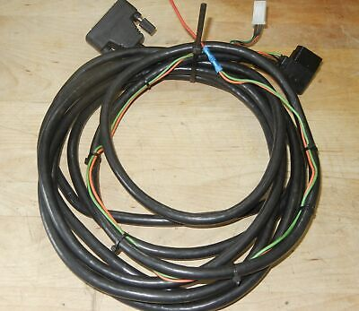 Oem Motorola Hkn4356b Spectra Astro 17ft Control Head Y Cable Used