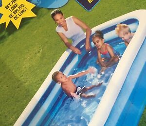 Seascape Family Pool - Inflatable