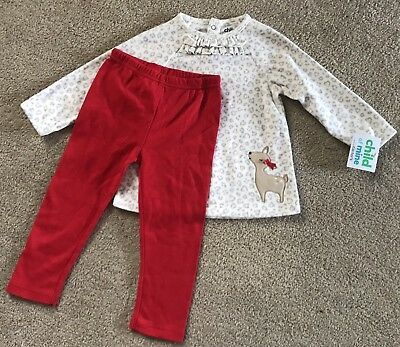 Holiday Outfit For Toddler Girl In Size 24 Months NWT (Holiday Outfit For Toddler Girl)