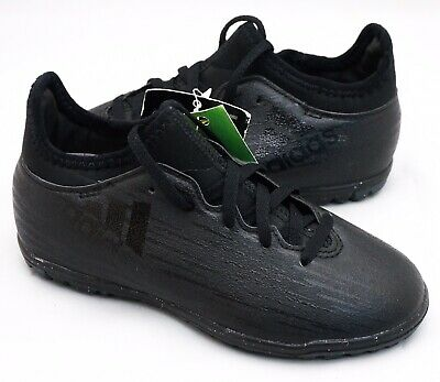 on sale 91a22 53e8b Adidas X 16.3 Turf Soccer Training Shoe Kids 11K
