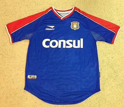 2001 Penalty São Caetano Brazil Brasil soccer jersey shirt #10 BNWT Large image