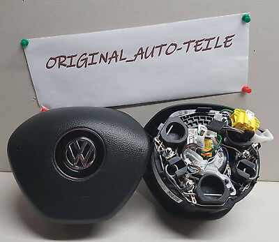 ORIGINAL DRIVER AIRBAG VW POLO 6C  CADDY 5TA NEW VW MODELS 2014  MULTIFUNCTION