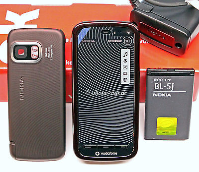 NOKIA 5800 XPRESSMUSIC RM-356 HANDY SMARTPHONE KAMERA MP3 WLAN UMTS TOUCH NEU
