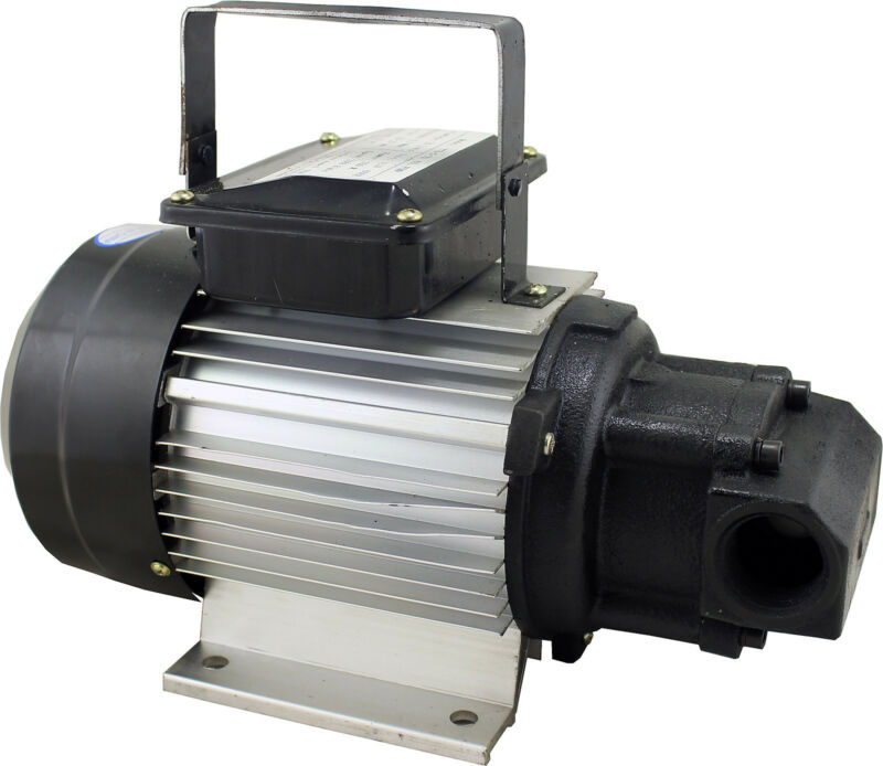 YTB-G 70 Motor Oil Pump 1100w 18.5 gpm Lubricating Vegetable Diesel Fuel WMO WVO