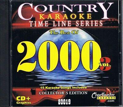 Karaoke CDGs, DVDs & Media - 2000 Karaoke Cd+G