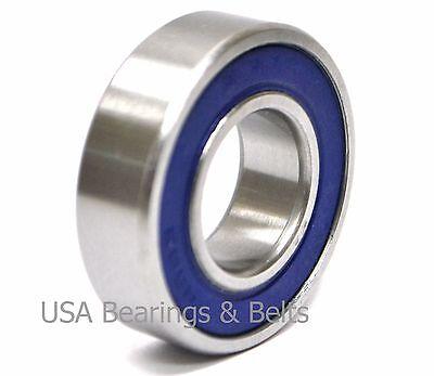 10 Pcs 6203-2rs-10 C3 58 Inch Premium Ball Bearings 58x40x12 6203rs 58 Usbb