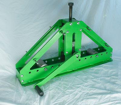 New  Ring Roller, metal roller, flat , box, tube/round 50mm box 60 x 10 flat