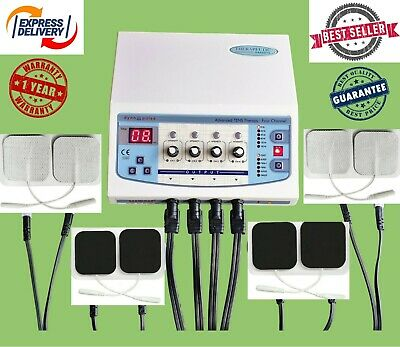 Prof. Interferential Physical Therapy Ift Physiotherapy Electrotherapy Machine