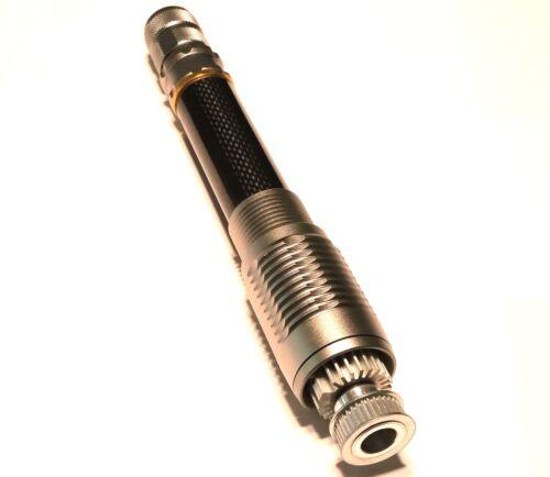 Custom 5 Mode Handheld Blue Laser Engraving Pointer Kit - 445nm - NDB7875 Diode