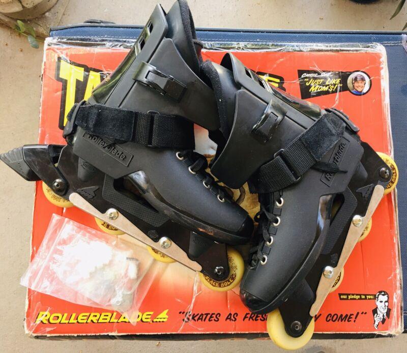 Aggressive Inline Skates Original Rollerblade Tarmac CE Chris Edwards Mens SZ 7