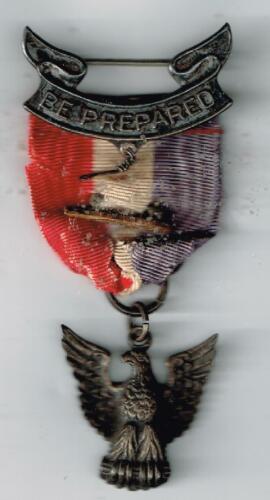 BSA Vintage 1930s Eagle Medal Robbins