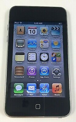 Apple iPod Touch 2nd Generation-Black-8 GB-Excellent Condition-90 DAY WARRANTY