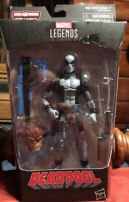 Marvel Legends Hasbro X-force Deadpool 6 Inch Sasquatch Wave