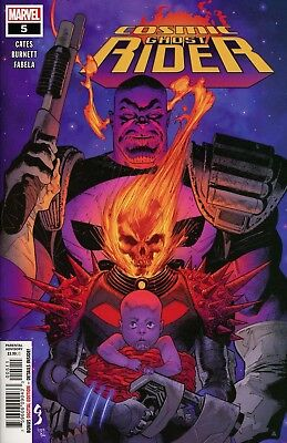 COSMIC GHOST RIDER #5 (OF 5) MARVEL COMICS NEAR MINT 11/14/18 (Ghost 5)