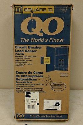 New Square D Qo130m200rb 200a Load Center Breaker Panel 30sp 30 Circuits