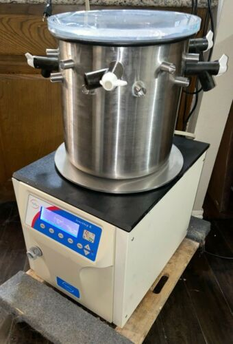 SP Scientific VirTis 4KBTZL-105 Benchtop Freeze Dryer Lyophilizer w/ 18-Ports