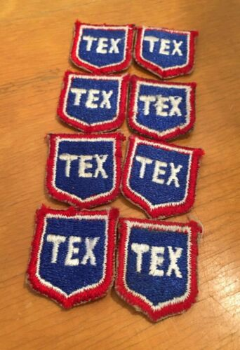 Vintage Old Texas State National Guard Patches TEX Buy It Now