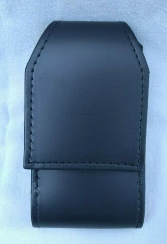 PERFECT FIT LEATHER DUTY BELT CELL PHONE CASE   NOS    8