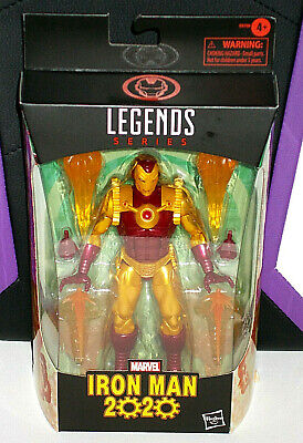 Hasbro Marvel Legends Iron Man 2020, walgreens exclusive new