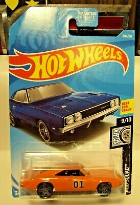 Custom Hot Wheels 1969 Dodge Charger,The Dukes of Hazzard General Lee !!!! 1969 Dodge Charger Dukes Of Hazzard