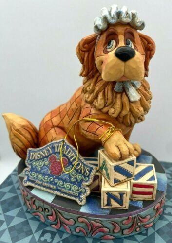 NURTURING NANA Jim Shore Disney Showcase Traditions 4009258 Peter Pan 2007 Dog