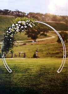 FOR SALE White wedding Arch Leonay Penrith Area Preview