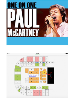 Paul McCartney Concert - Melb - Dec 5