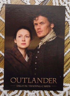 CRYPTOZOIC OUTLANDER SEASON 2 PROMO PQ TRADING CARD