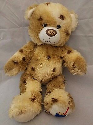 Build A Bear Dairy Queen Blizzard Ice Cream Cookie Dough Chocolate Chip Teddy