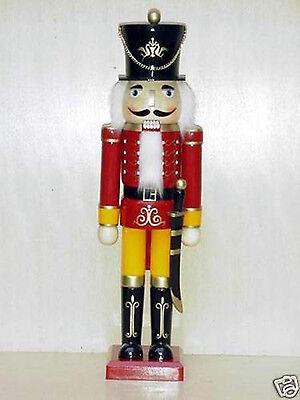 10 inch/26 cm Wooden Nutcracker Ballet Soldier