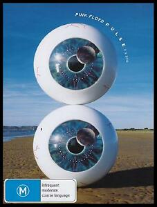 PINK-FLOYD-2-DVD-PULSE-IN-CONCERT-EARLS-COURT-1994-DVD-DAVID-GILMOUR-NEW