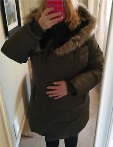 Reitmans Faux Down Winter Jacket / Coat. Plus size 20