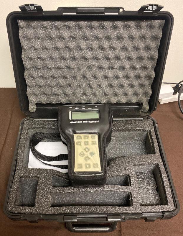 Meriam Instruments 3600 Meri-Cal II Processor Based Pressure Calibrator