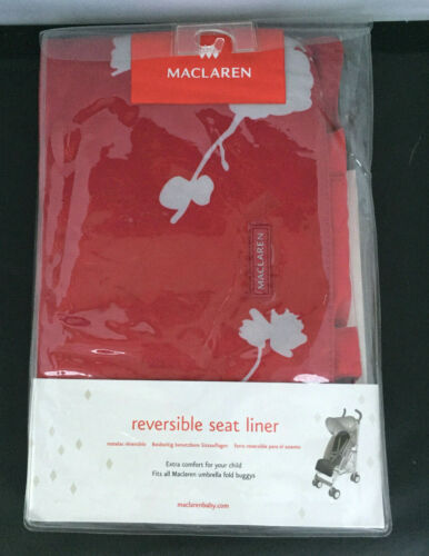 Maclaren Reversible Liner Cover Cherry Blossom