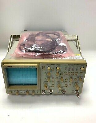 Panasonic Ls8106a Oscilloscope100mhz 3 Channel
