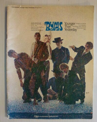The Byrds Younger Than Yesterday songbook