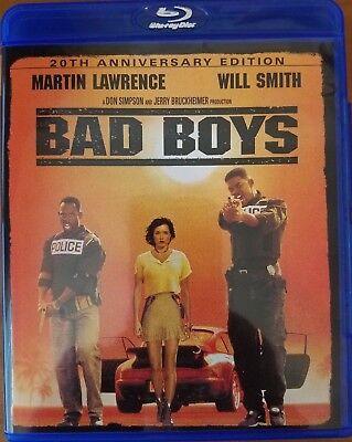 Bad Boys  Blu Ray Disc  2015  Will Smith  Martin Lawrence   No Digital