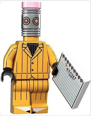 LEGO The Batman Movie Minifigure Series 1 -ERASER MAN- New