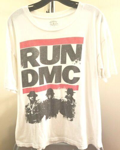 RUN-DMC Classic White RUN-DMC Large T-Shirt
