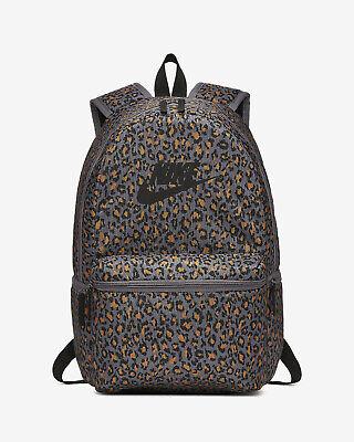 NWT Nike Sportswear Heritage Printed Backpack BA5761
