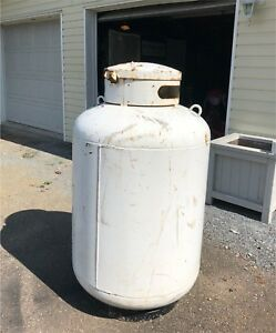 Wanted - Large Old Propane Tank