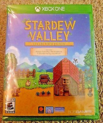 Stardew Valley  Collectors Edition  Microsoft Xbox One  2017
