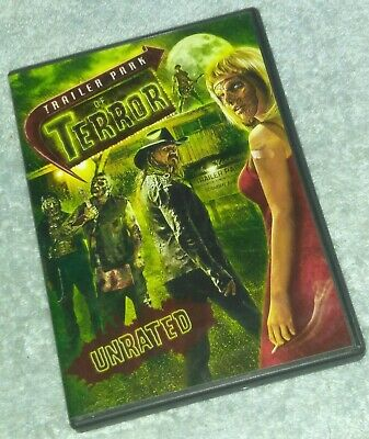 Movie Halloween Trailer (Trailer Park of Terror DVD unrated horror)