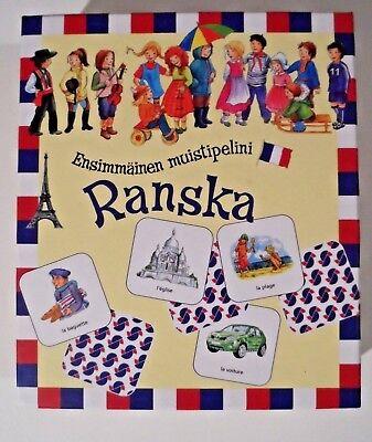 RANSKA French Language Learning Game
